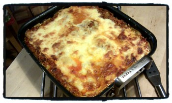 IMAG0771 edit0 350x209 Recipe: The best baked lasagna